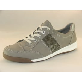 12-34429 WOMENS CASUAL LACE-UP SHOES