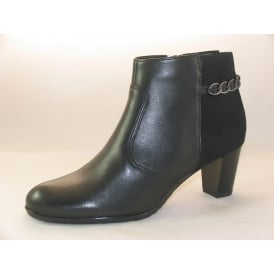12-43456 WOMENS SMART ANKLE BOOTS