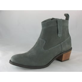 COWBOY BOOT WOMENS SMART ANKLE BOOTS