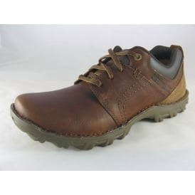 EMERGE MENS CASUAL LACE-UP SHOES