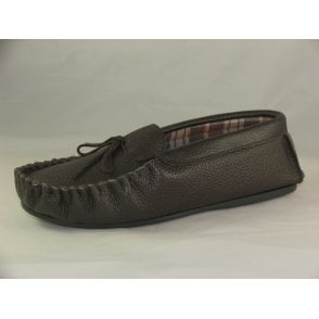 1bb6cb4b53b Buy Men's Draper Lewis Harris Tweed Slippers | Howorth's Shoes
