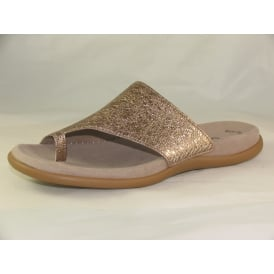 83.700 WOMENS CASUAL TOE-POST SANDALS