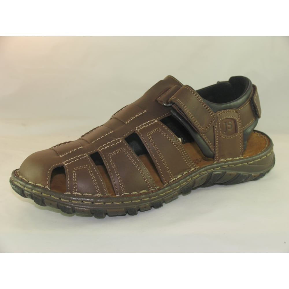 bf6a1ef7e Buy Men s Josef Seibel Carlton Sandals