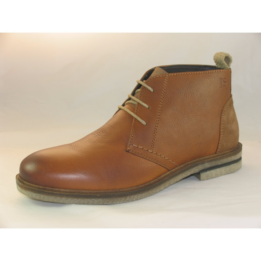 82edae534a4 Josef Seibel STANLEY 02 MENS CASUAL LACE-UP BOOTS