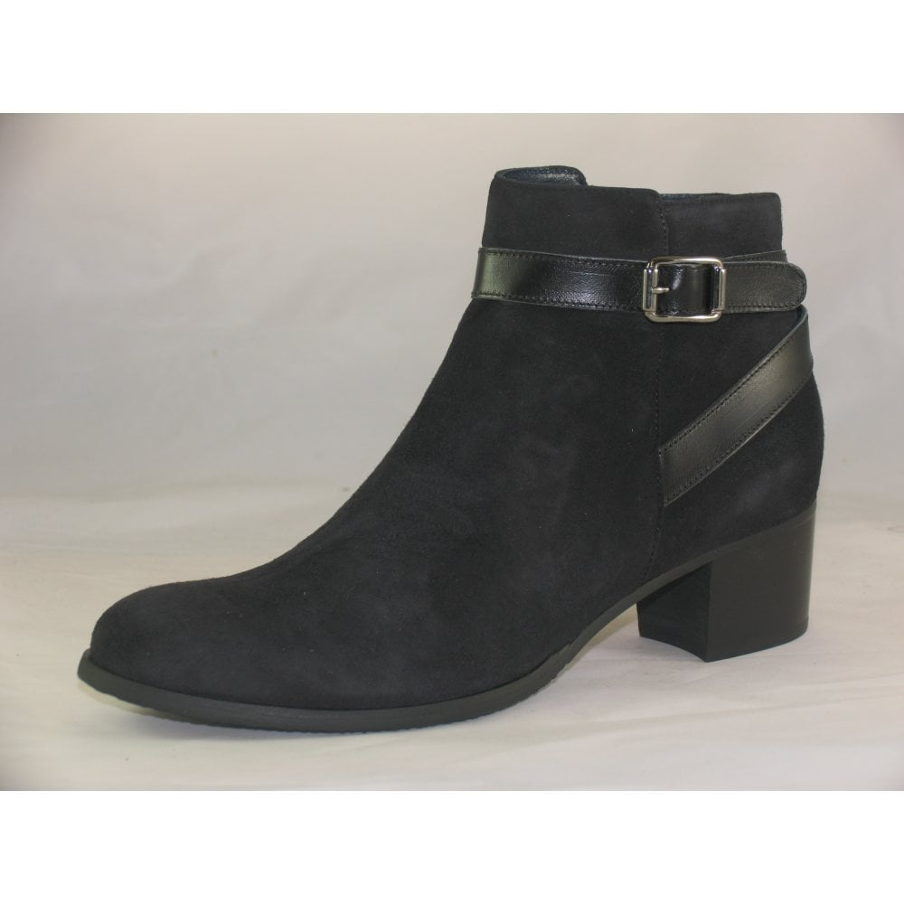cd06e37b22d La Ross 0064 WOMENS SMART ANKLE BOOTS