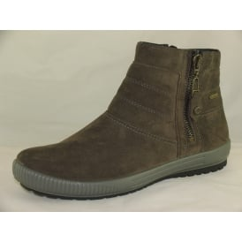 00618 CASUAL ZIP W/PROOF ANKLE BOOT