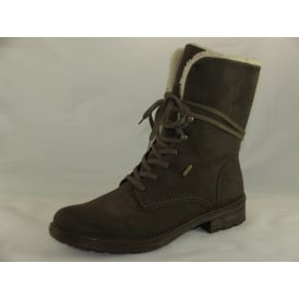 00685 WOMENS CASUAL MID-CALF BOOTS