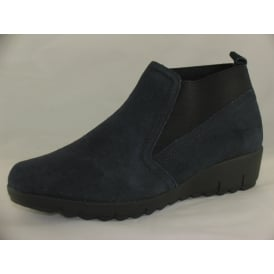 D0270-14 WOMENS CASUAL ANKLE BOOTS
