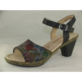 D1051 WOMENS CASUAL OPEN-TOE SANDALS