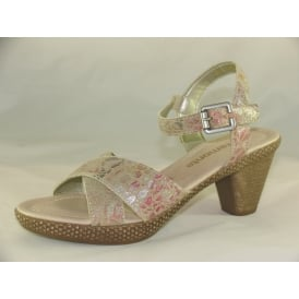 D1052 WOMENS CASUAL OPEN-TOE SANDALS