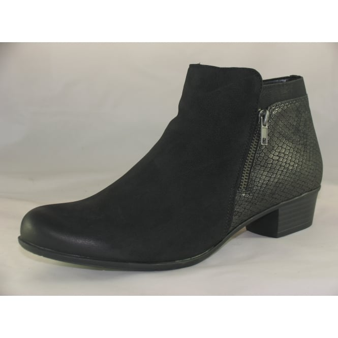 Remonte D3579 WOMENS SMART ANKLE BOOTS