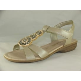 R3655 WOMENS CASUAL OPEN-TOE SANDALS