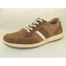 17312 MENS CASUAL LACE-UP SHOES