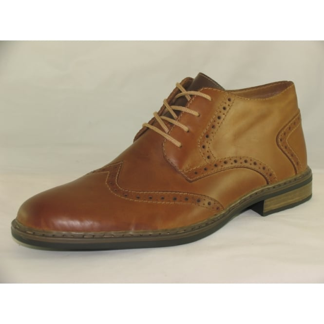 Rieker B1142 MENS FORMAL ANKLE BOOTS