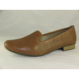51977 WOMENS CASUAL SLIP ON LOAFERS