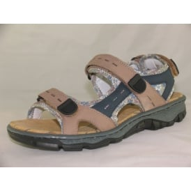68872 WOMENS WALKING SANDALS