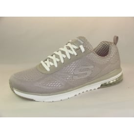 12111 WOMENS LACE UP TRAINERS