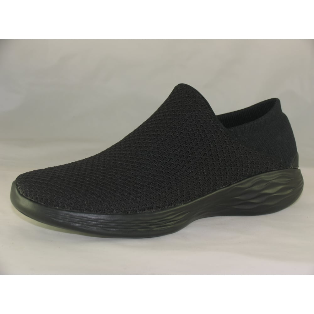 1670d91a88c Skechers 14951 WOMENS CASUAL SLIP ON TRAINERS