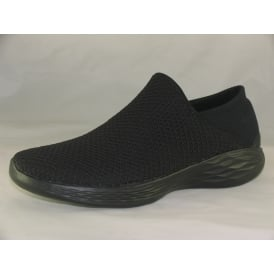 14951 WOMENS CASUAL SLIP ON TRAINERS