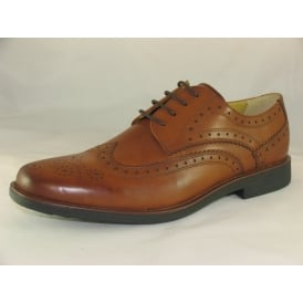 ALDERSHOT MENS SMART LACE UP SHOES