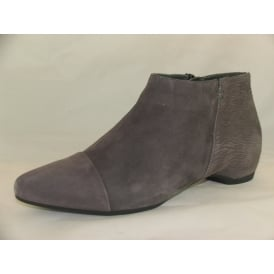 85232 WOMENS CASUAL ANKLE BOOTS