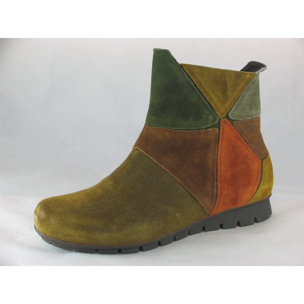 9f58982630dc04 Buy Women s Think 87089 Boots