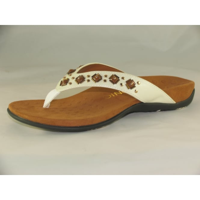 cb71adc6a631 Vionic FLORIANA WOMENS TOEPOST SANDALS - Womens from Howorth s Shoes UK