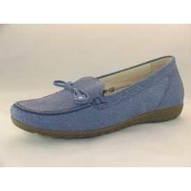 329501 WOMENS SLIP ON LOAFERS